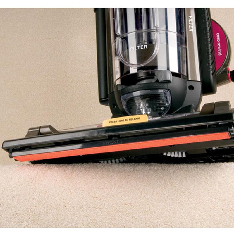 Rewind Premier Pet Vacuum 67F8 pet hair lifter bar