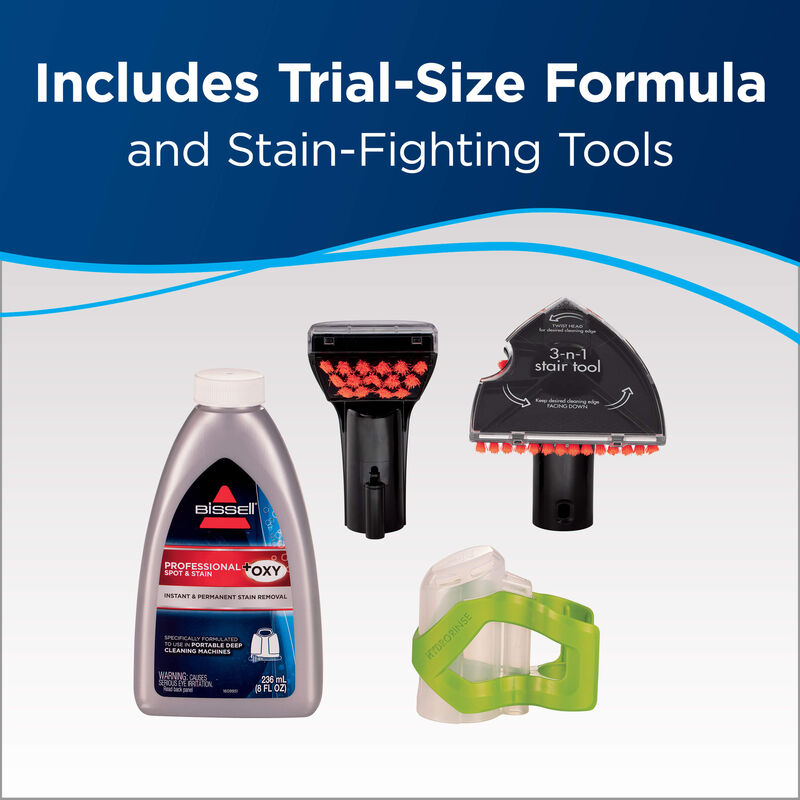 Includes Text: includes trial-size formula and stain-fighting tools