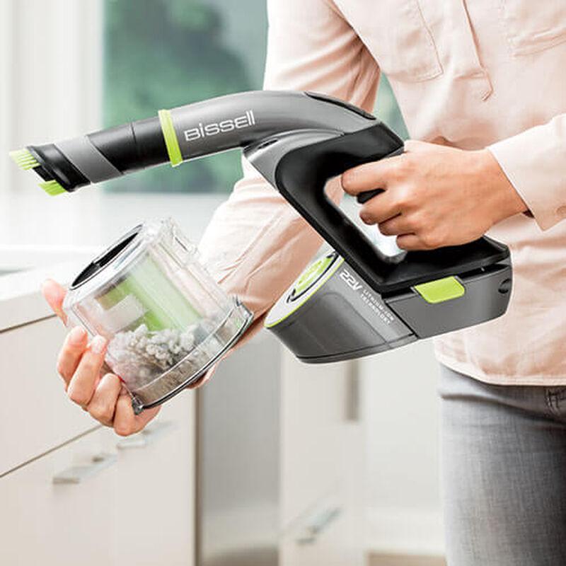 Multi Handheld Car Vacuum Removeable Dirt Bin