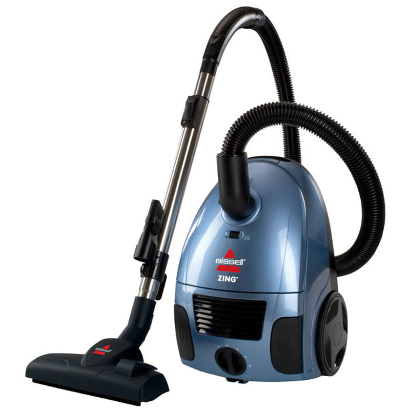 Zing Bagged Canister Vacuum 22Q3 left