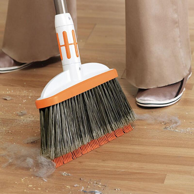 Pet Hair and MultiSurface Broom 1778 Sweep Hair Easily