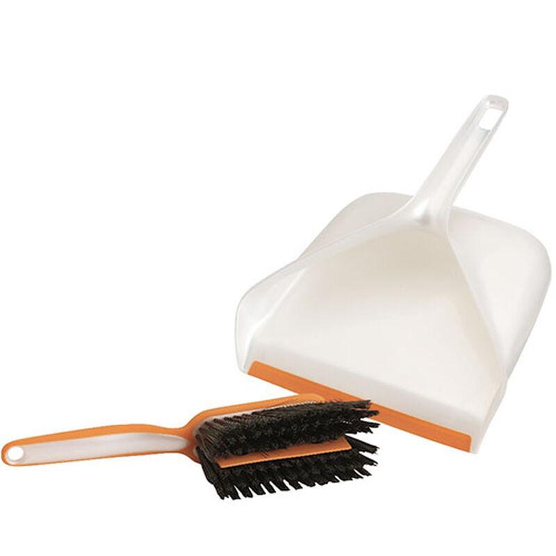 Dustpan and Hand Broom Set 1764 bristled brush