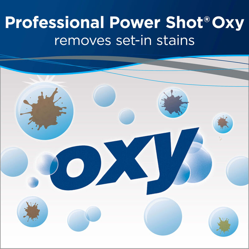 Professional Power Shot® Oxy Carpet Stain Remover Oxy Power