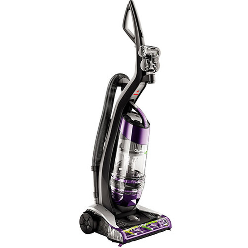 CleanView Rewind Pet Deluxe 1838 BISSELL Vacuum Cleaner Right Angle View