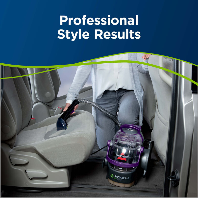 SpotClean Pet Pro Portable Carpet Cleaner 2458 Professional Results