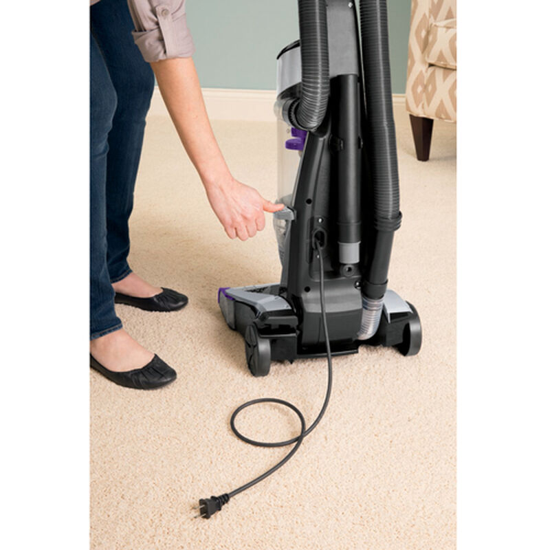 CleanView Deluxe Rewind Upright Vacuum 1322 Automatic Cord Rewind