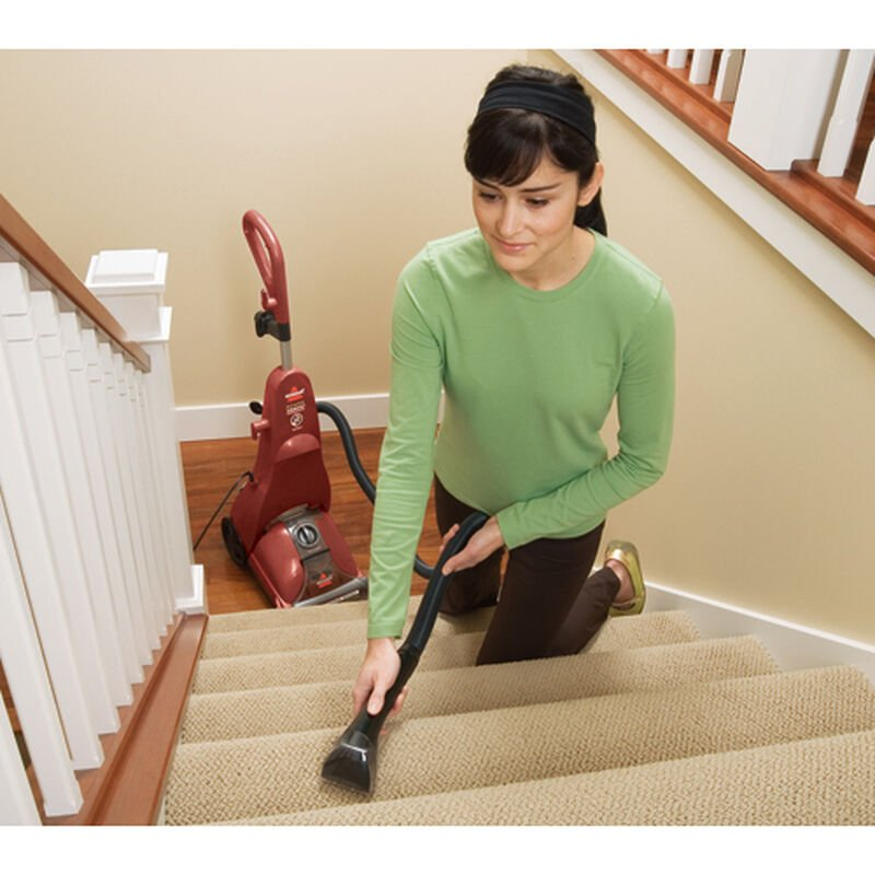 Powersteamer Powerbrush Select Carpet Steam Cleaner Stair Cleaning