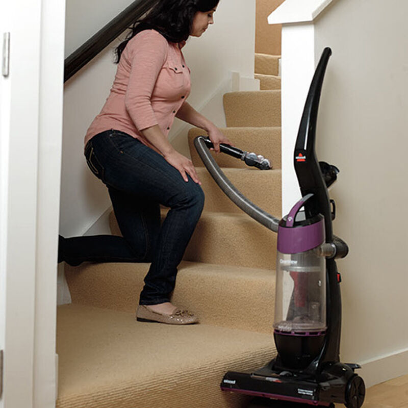 Cleanview OnePass Upright Vacuum 9595 TurboBrush Stairs