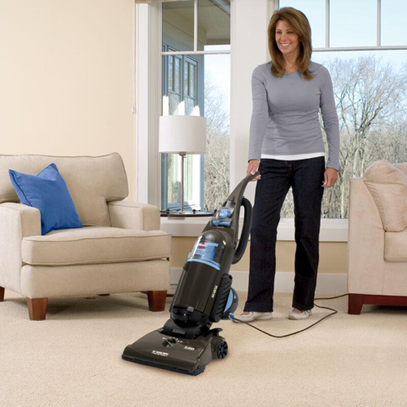 Velocity Rewind Bagged Vacuum 38632 carpet cleaning