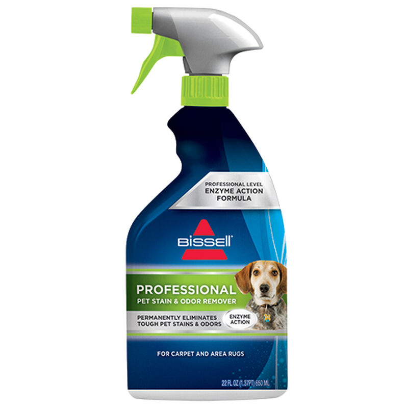 Professional Pet Stain and Odor Remover Carpet Cleaning Spray 77X7