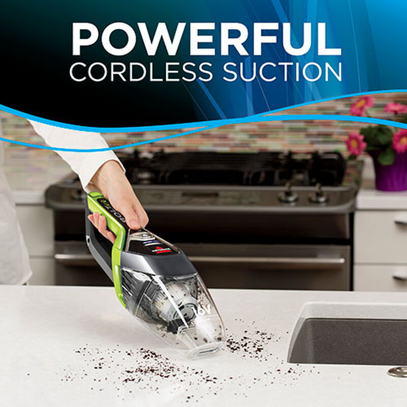 BOLT Cordless Hand Held Vacuum Cordless Suction