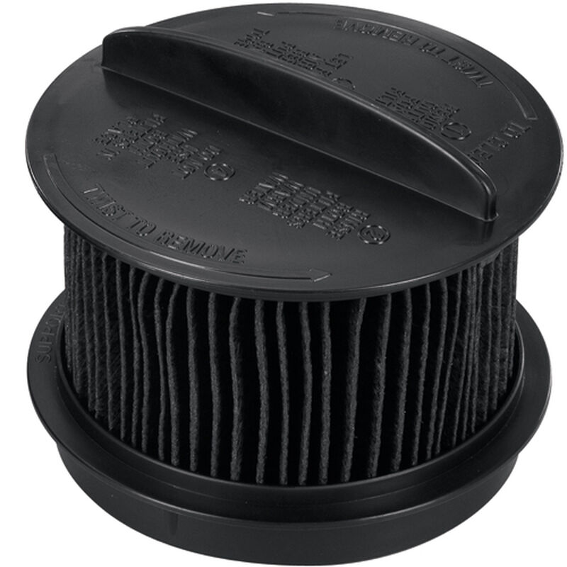 Pleated Circular Filter For Rewind Vacuums 73K1