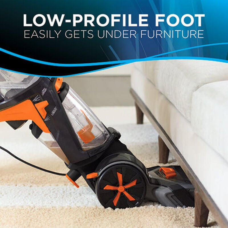 1548 ProHeat 2X Revolution Pet Carpet Cleaner Under Furniture Cleaning