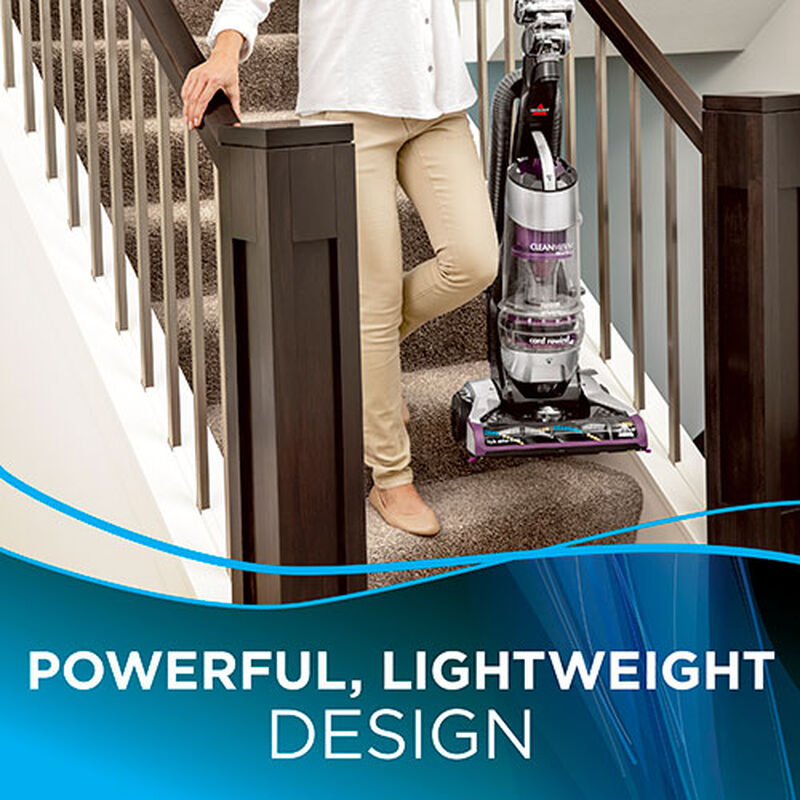 CleanView Pet Rewind 1820 BISSELL Vacuum Cleaner Lightweight