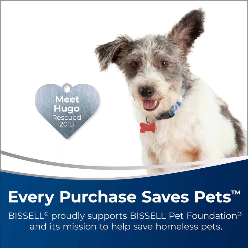 JetScrub™ Pet Carpet Cleaner 25299 Save Pets