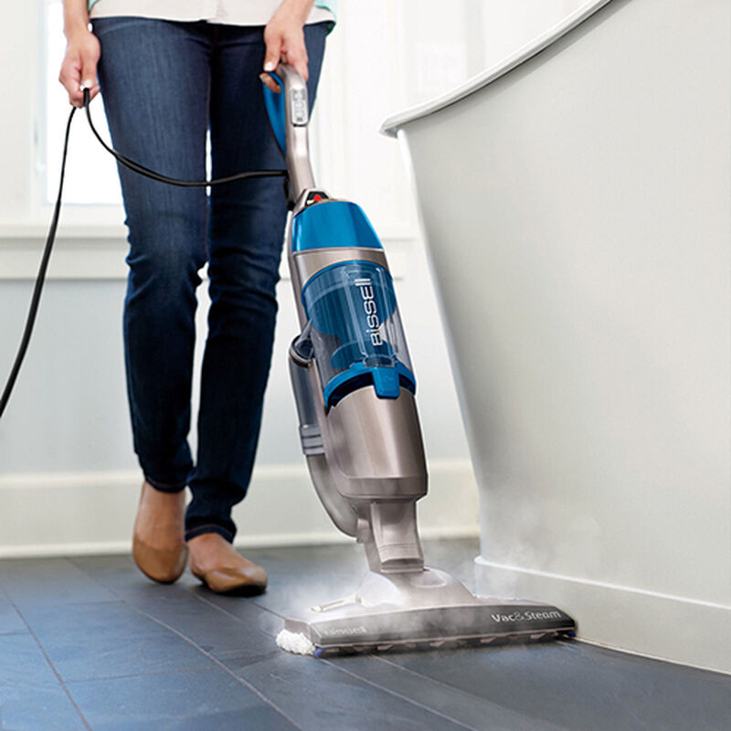 Symphony Steam Mop Remanufactured 1132R BISSELL Steam Cleaners Steam Flooring Baseboards