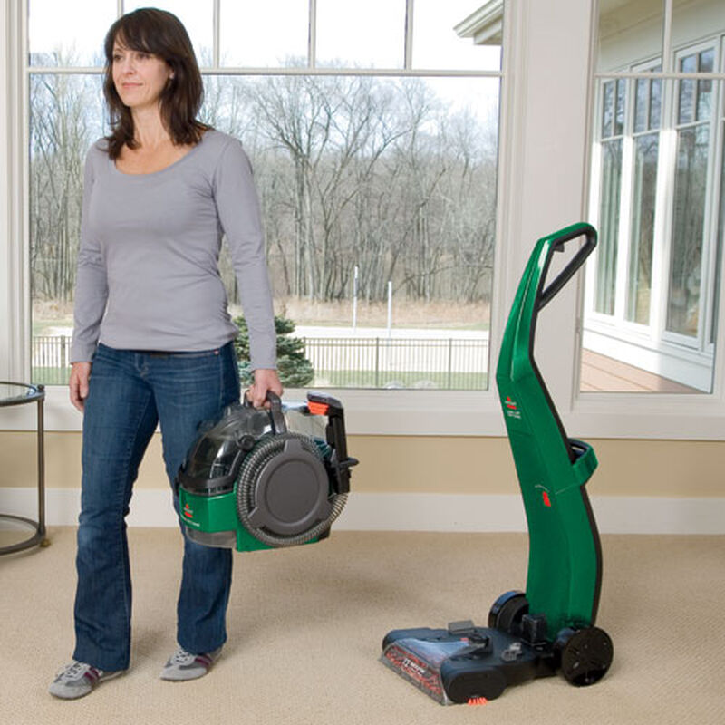 LiftOff Carpet Cleaner 94Y2 Removable Portable Spot Cleaning