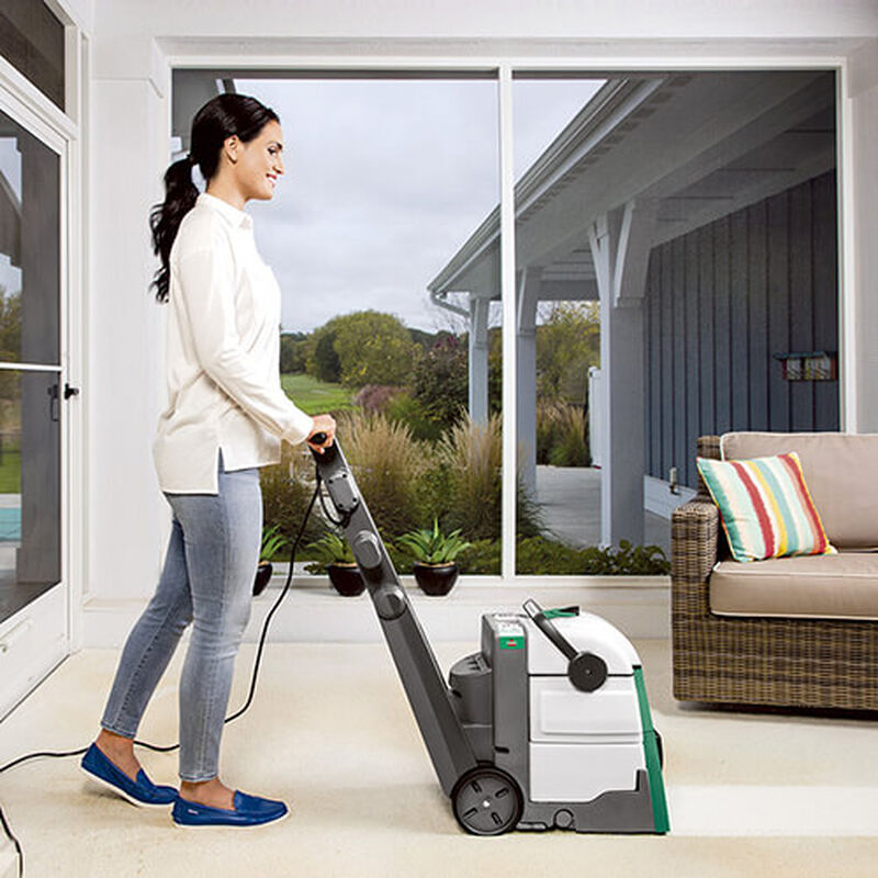 Big Green Machine Professional 86T3 BISSELL Carpet Cleaner Profile