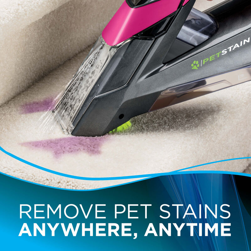 Pet Stain Eraser Cleans Stains and Spills