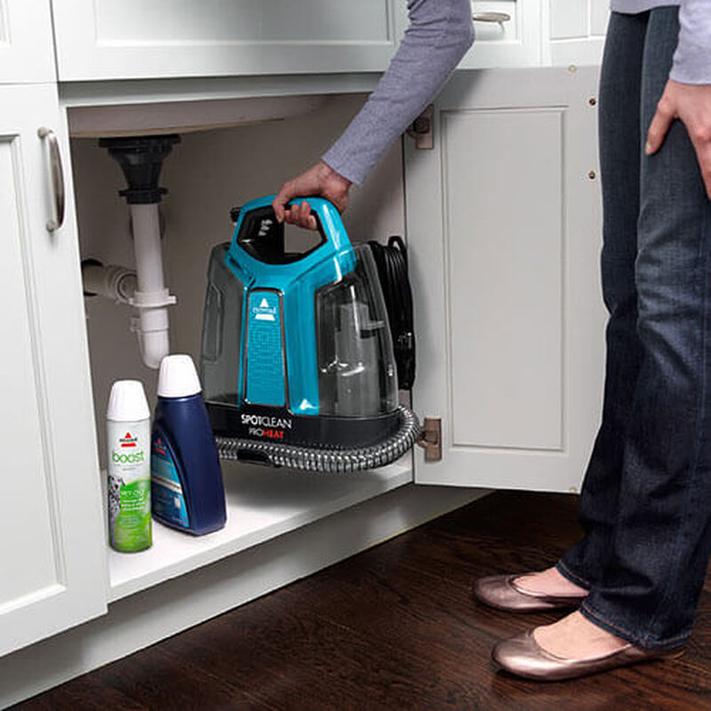 Spotclean_2459_BISSELL_Portable_Carpet_Cleaner_storage