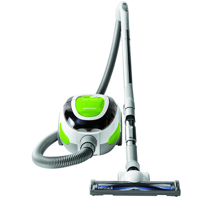 Hard Floor Expert Canister Vacuum 1154W tipped