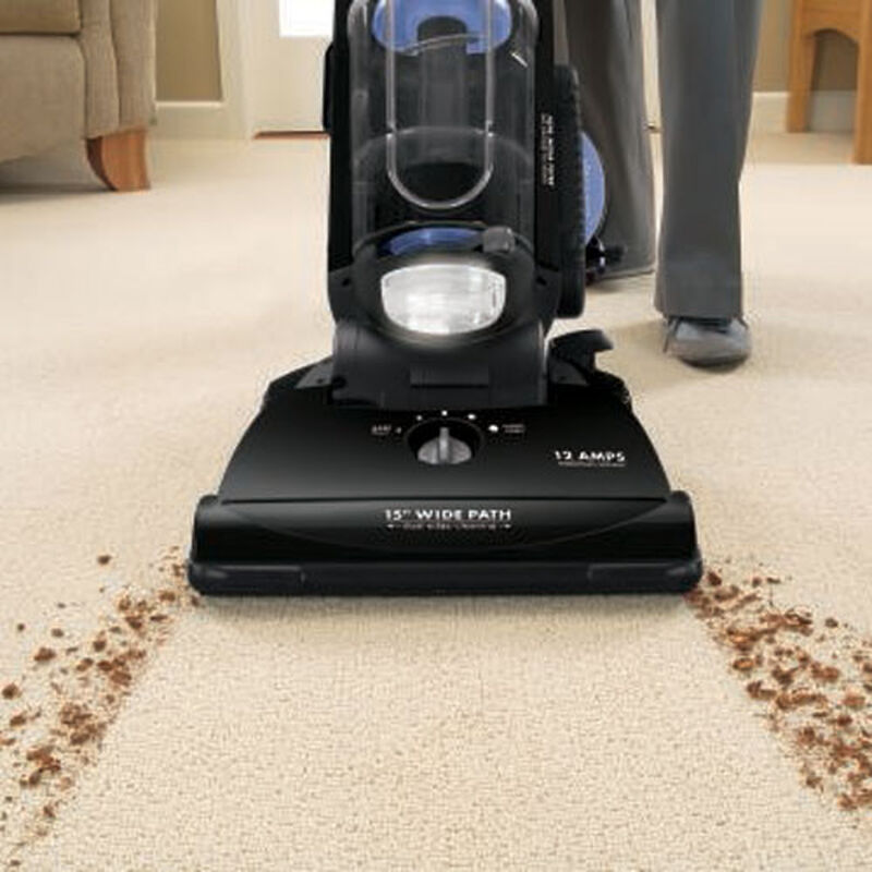 Rewind CleanView Pet Vacuum 18M9X Cleaning Path