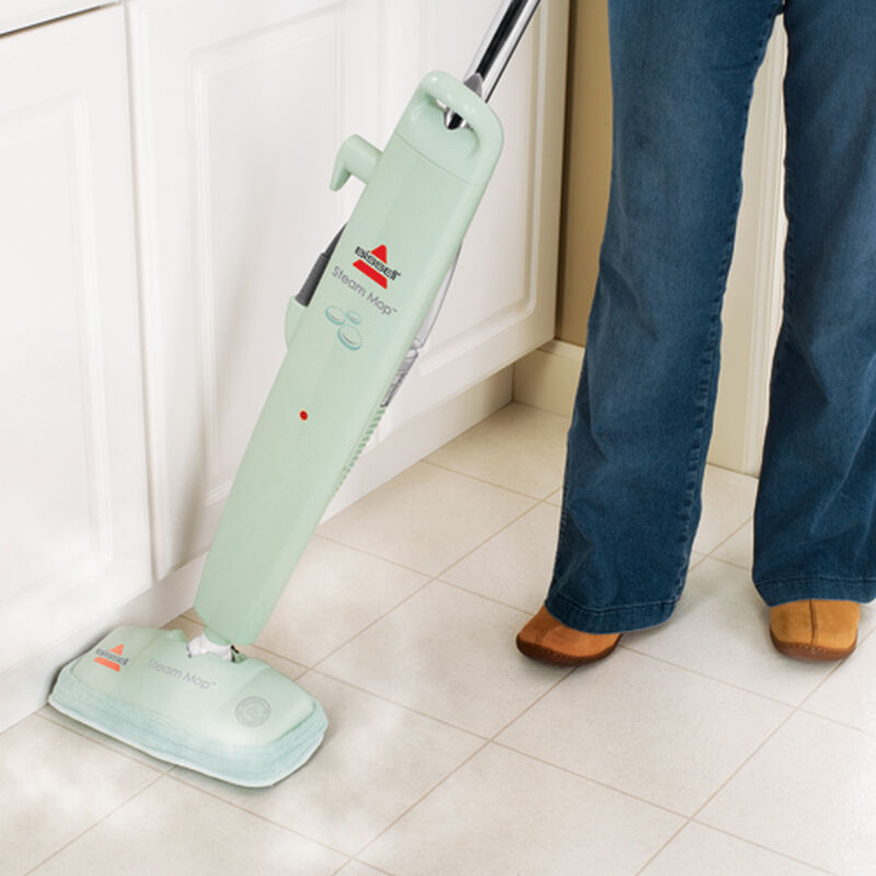Steam Mop Steam Cleaner 18677 edge cleaning