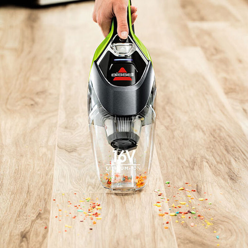 BOLT Cordless Hand Held Vacuum Cereal Pick Up
