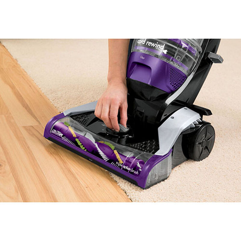 CleanView Rewind Deluxe Pet Vacuum 14522 Height Adjustment Kno