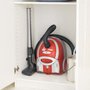 Zing Bagged Canister Vacuum 7100 storage