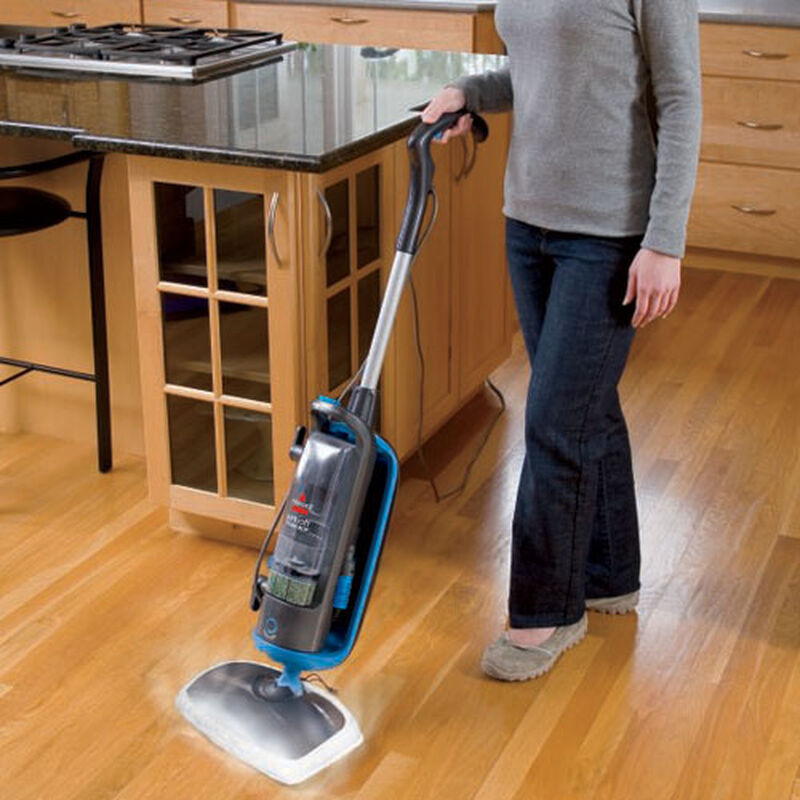 LiftOff Steam Mop 39W78 Bare Floor Cleaning