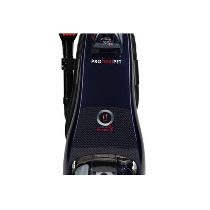 Proheat Pet Carpet Cleaner 89108 Heater Ready Light