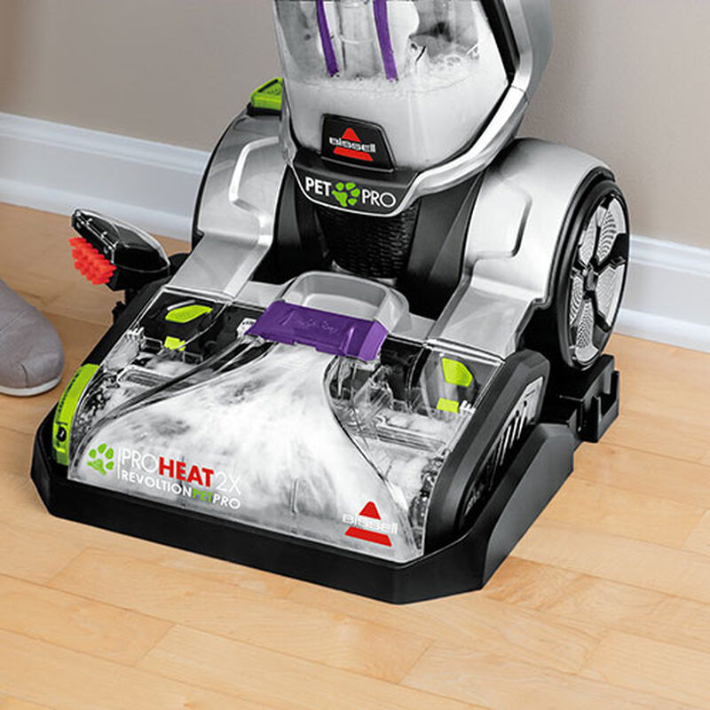 ProHeat_2X_Revolution_Pet_Pro_2383_BISSELL_Carpet_Cleaner_Machine_Cleaning_Tray