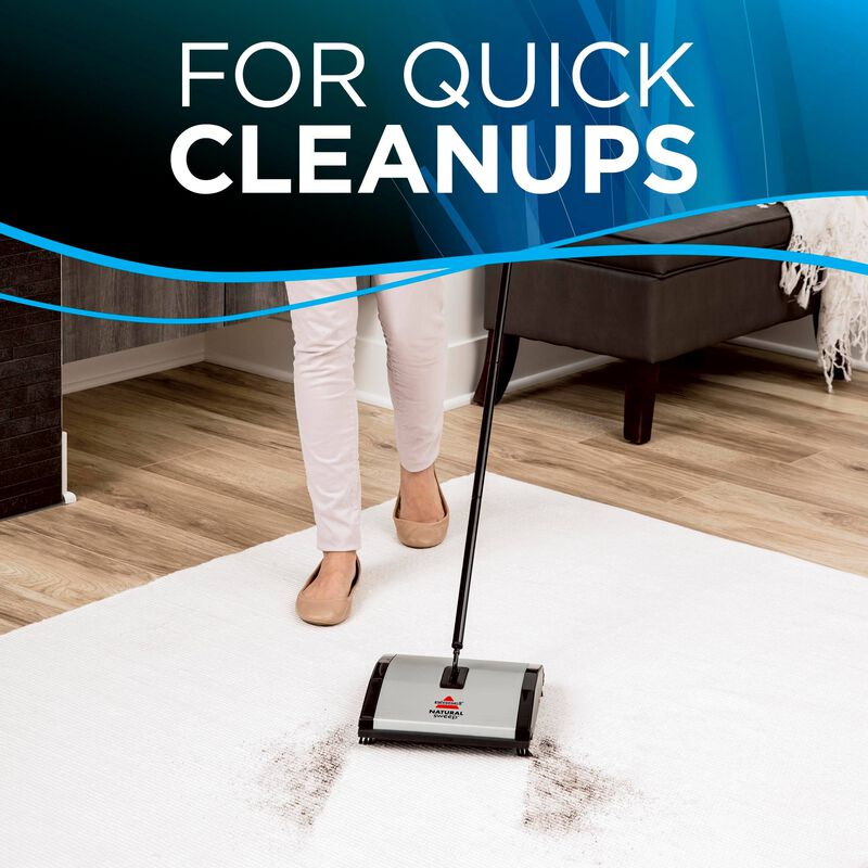 Natural Sweep Quick Clean-ups