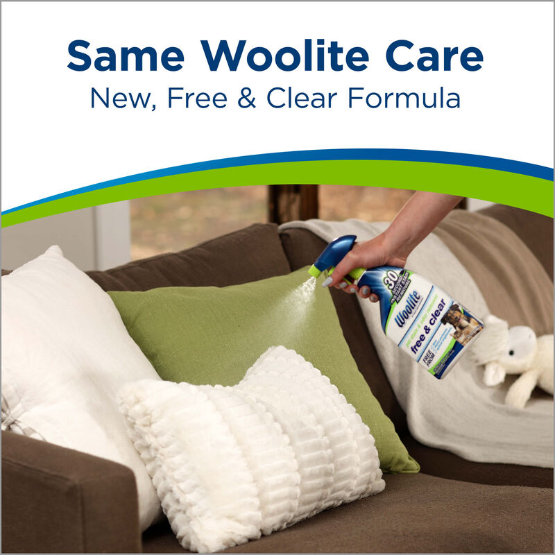 Woolite® Free & Clear Pet Stain & Odor Remover Pretreat