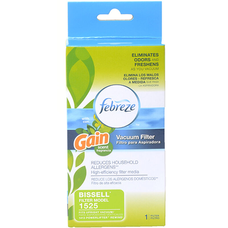 Febreze with Gain Scent Powerlifter Filter 1525G