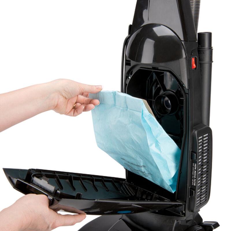 Powerforce Bagged Vacuum 1398 Bag Removal