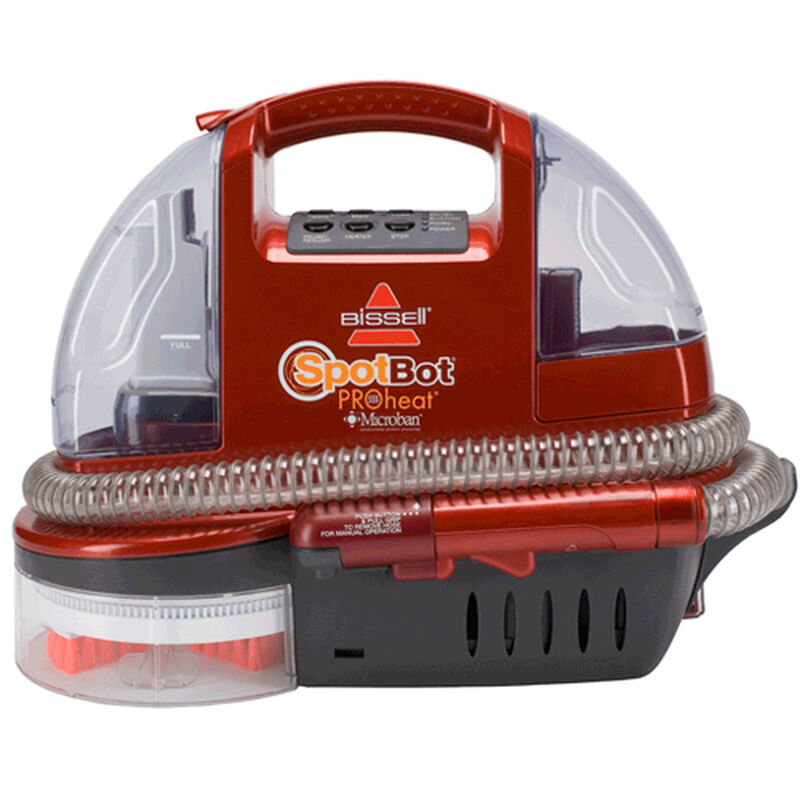 Spotbot Proheat Portable Carpet Cleaner 12U9 Front View