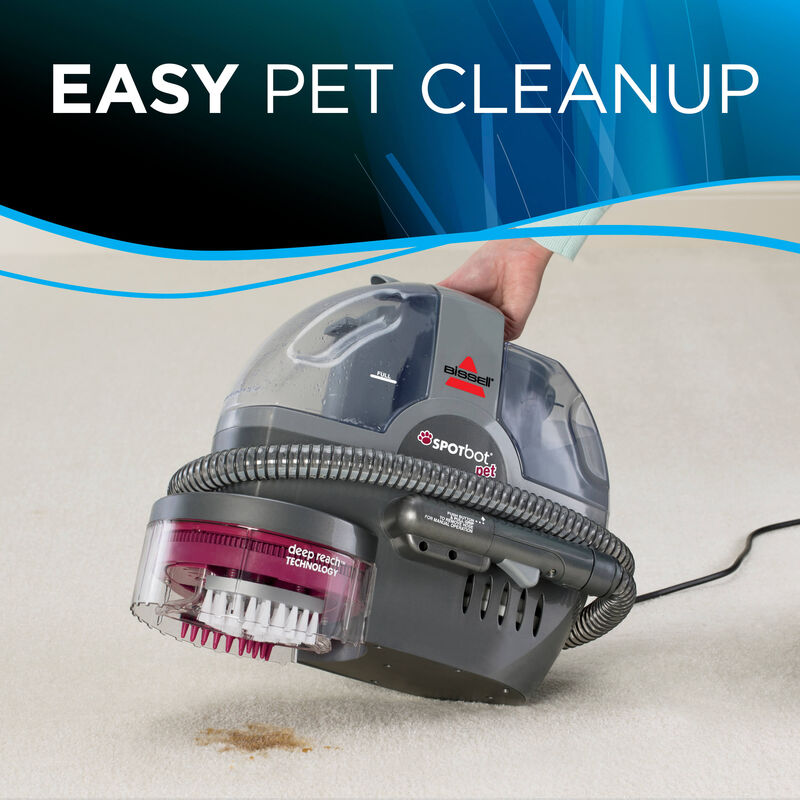 SpotBot Pet Clean-Up