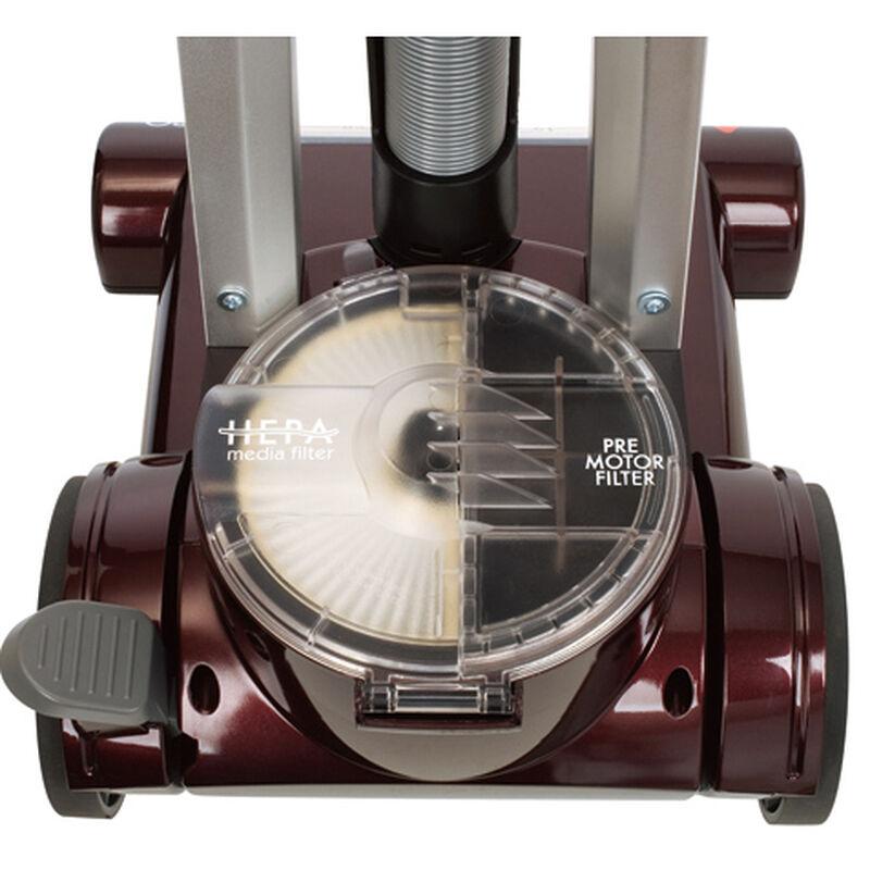 Prolite multicyclonic vacuum 17G5 dual filters