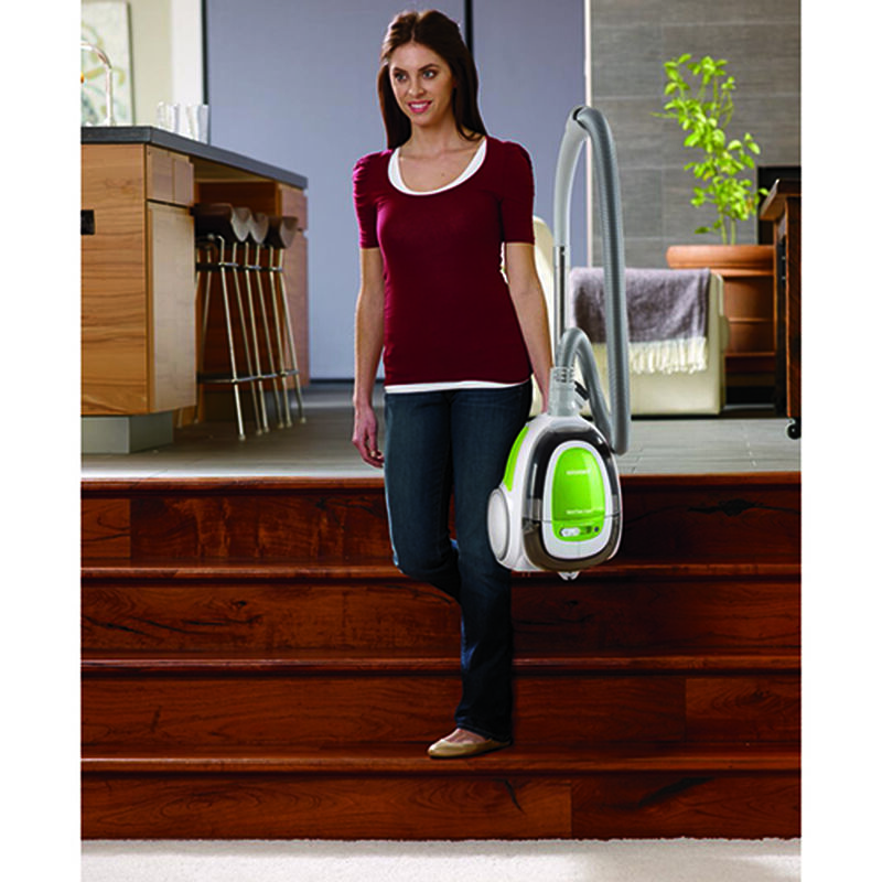 Hard Floor Expert Canister Vacuum 1154W lightweight