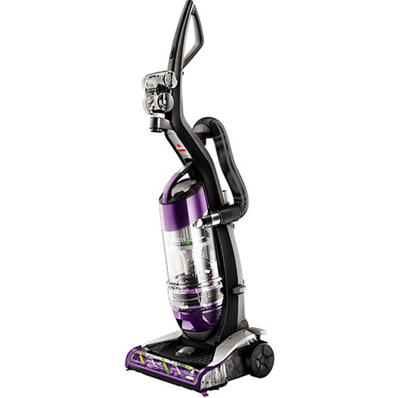CleanView Rewind Pet Deluxe 1838 BISSELL Vacuum Cleaner Left Angle View