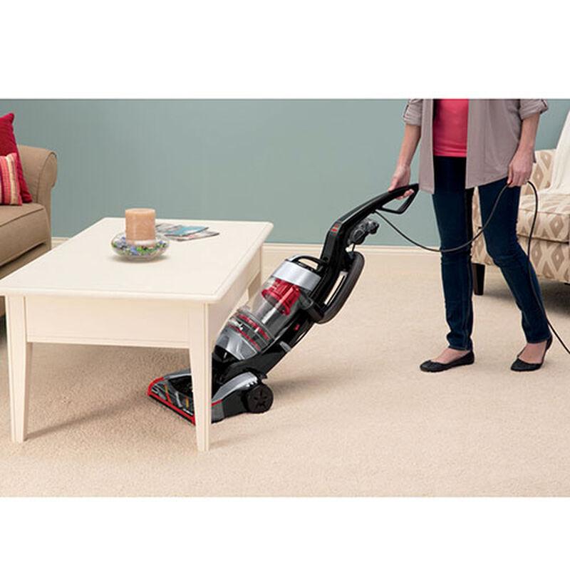CleanView Plus Rewind Vacuum 1332 Under Furniture Cleaning