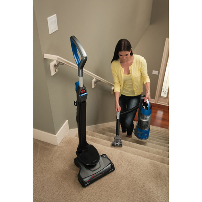 Powerglide LiftOff Upright Vacuum 91825 stair vacuuming