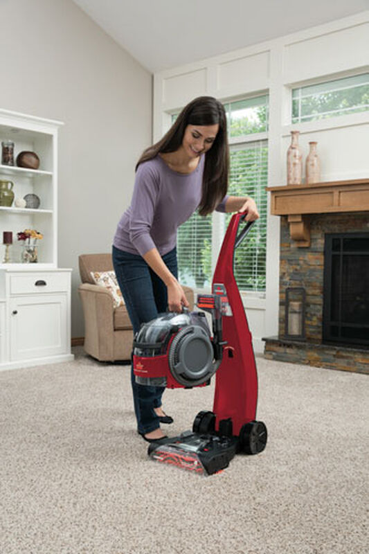 DeepClean LiftOff Deluxe Pet Carpet Cleaner 30K7 Detach To Portable Cleaner