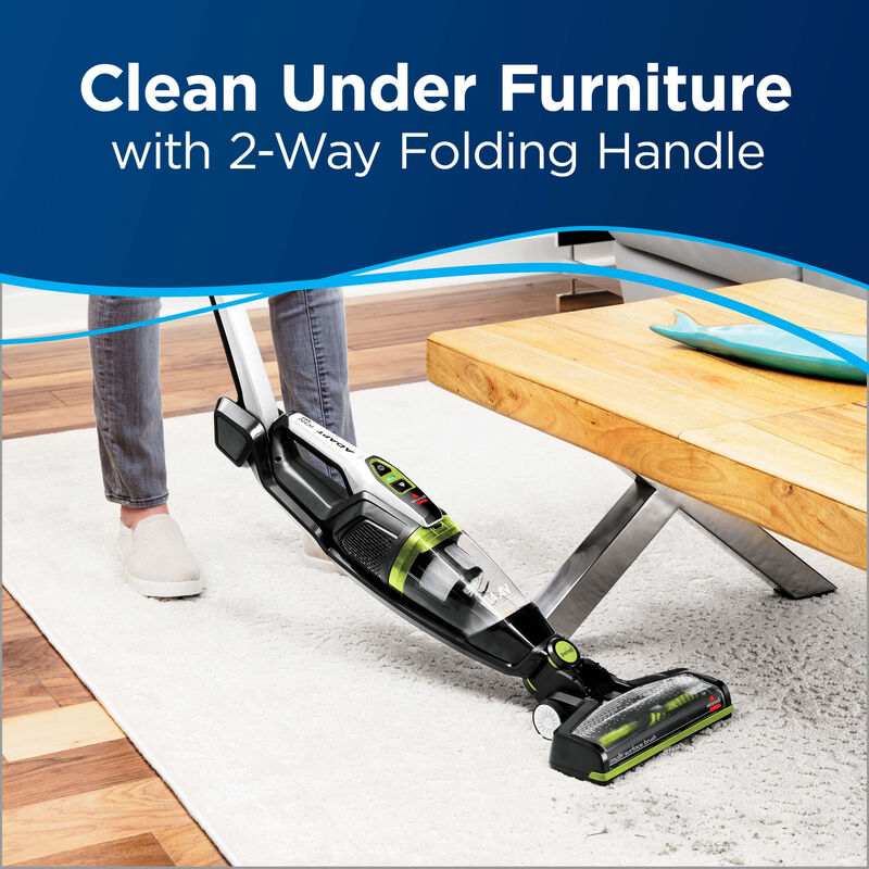 Adapt Ion XRT Stick Vac Under Furniture