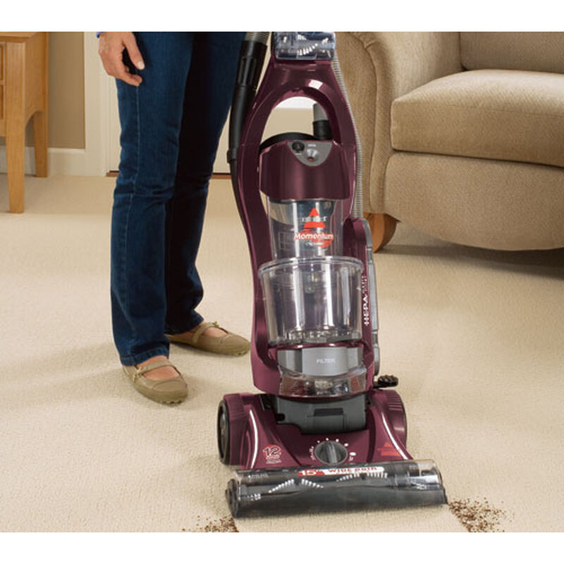 Momentum Vacuum 82G71 Cleaning Path