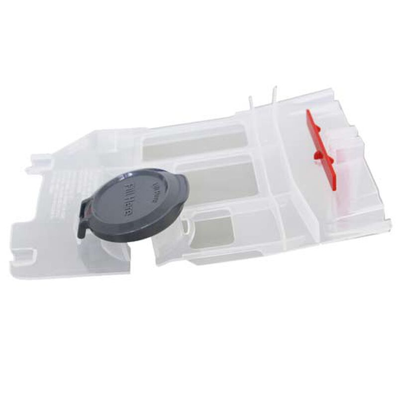 Tank Baffle Assembly Deep Clean Essential 1601530 BISSELL Replacement Parts Side Top View
