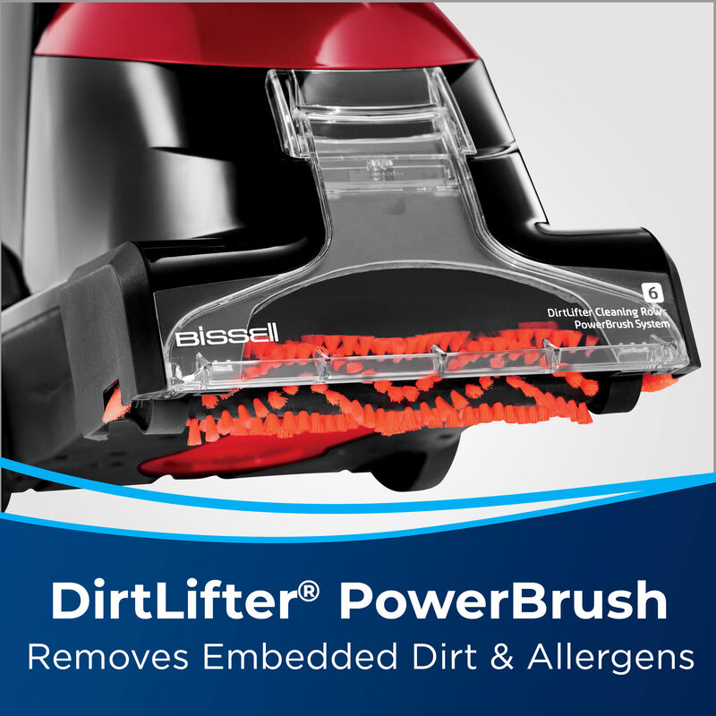 BISSELL ProHeat® Essential Upright Carpet Cleaner 1887 Dirtlifter PowerBrush