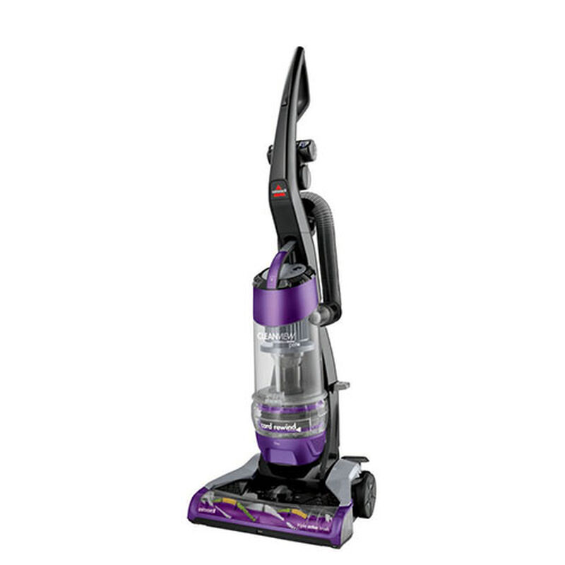 CleanView Rewind Deluxe Pet Vacuum 14522 Left Angle View